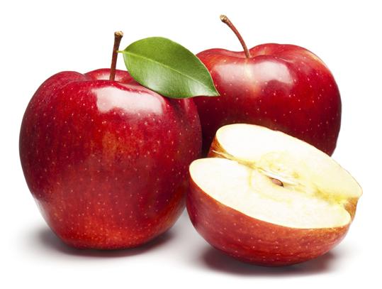 コースの違いをりんごに例えて説明します